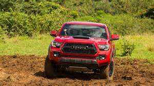 Toyota Tacoma Truck 2017 Toyota Tacoma Trd Pro Truck Review With Price