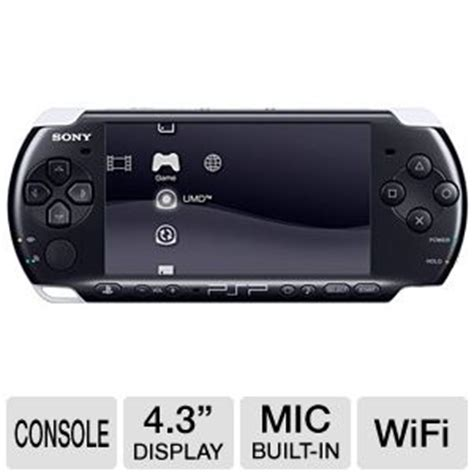 Memory Psp 3000 sony playstation psp 3000 pack expandable memory stick duo 4 3 16 9 display built in