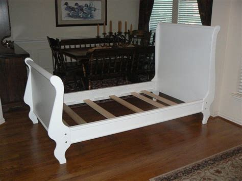 white twin sleigh bed click on picture to enlarge sleigh cot sandton bed