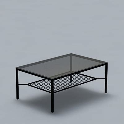 3d Ikea Granas Table Model Ikea Granas Coffee Table