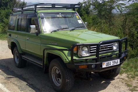 Safari Auto by Safari Vehicles Car Hire In Uganda Primate World Safaris