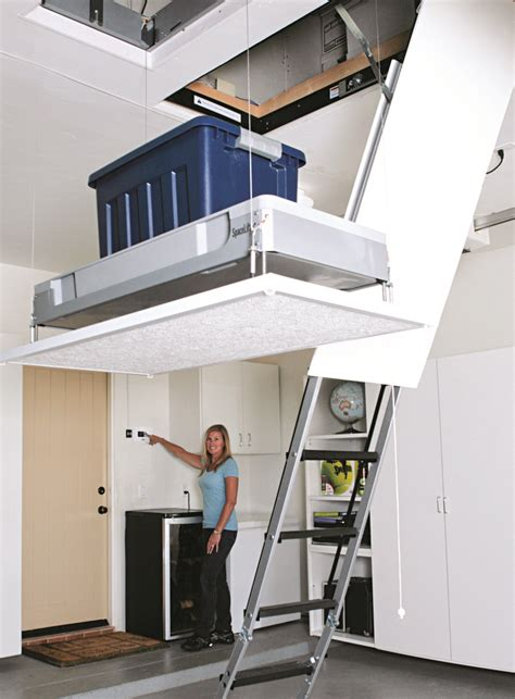 Garage Lift System by Garage Harding Steel Has Your Car Parking Lift System