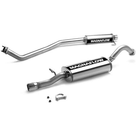 1997 Toyota Corolla Exhaust System 2003 Toyota Corolla Exhaust Systems Magnaflow