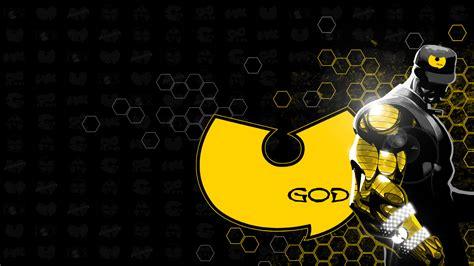 wu tang clan logos u god as golden arms by