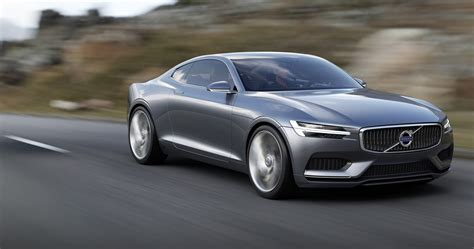 volvo car the volvo concept coup 233 the next generation p1800
