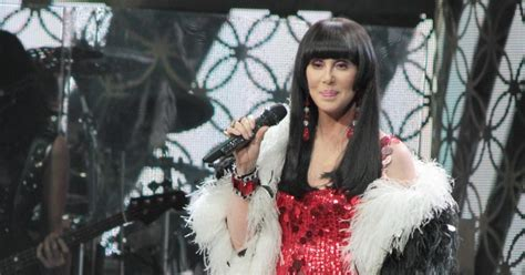 cher wows with outrageous outfits at dressed to kill cher performs sold out show in boston cher dressed to