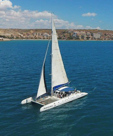 catamaran cruise alicante alicante spain alicante catamaran aventurero all you