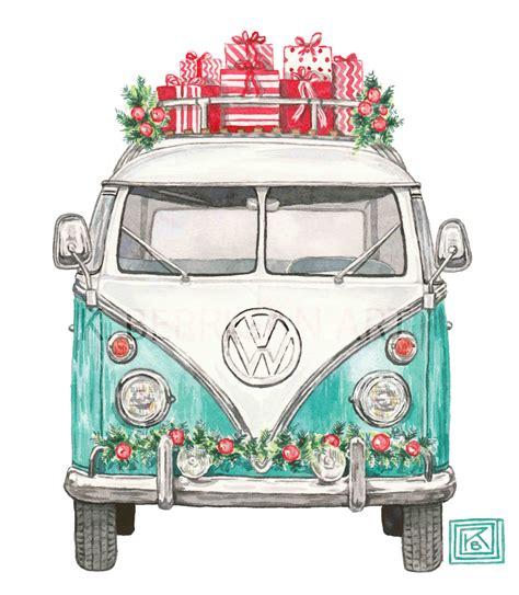 volkswagen christmas christmas vw christmas volkswagen greeting cards