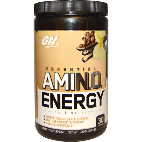caf supplement 00 20 1 optimum nutrition essential amino energy iced cafe