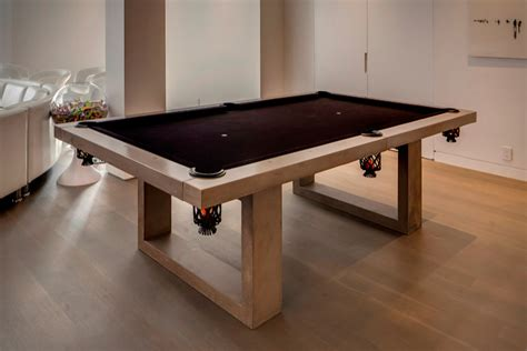 Pool Table Meeting Table De Wulf Pool Table Uncrate