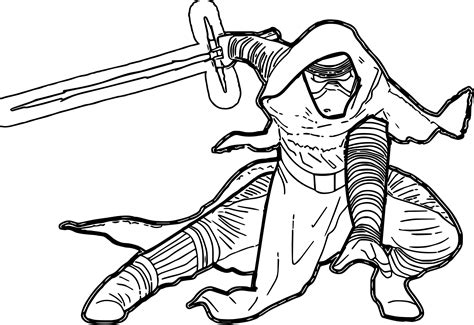 coloring pages kylo ren 92 coloring page kylo ren how to draw kylo ren star