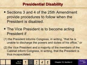 President Cabinet Definition Government Chapter 13 Powerpoint