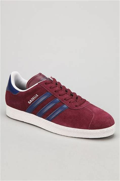 sneaker outfitters outfitters adidas gazelle suede sneaker in brown for