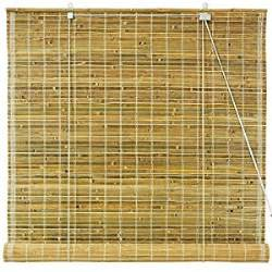 93 inch wide blinds furniture burnt bamboo roll up window blinds