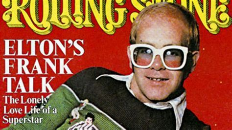 Elton John, Lonely at the Top: Rolling Stone's 1976 Cover