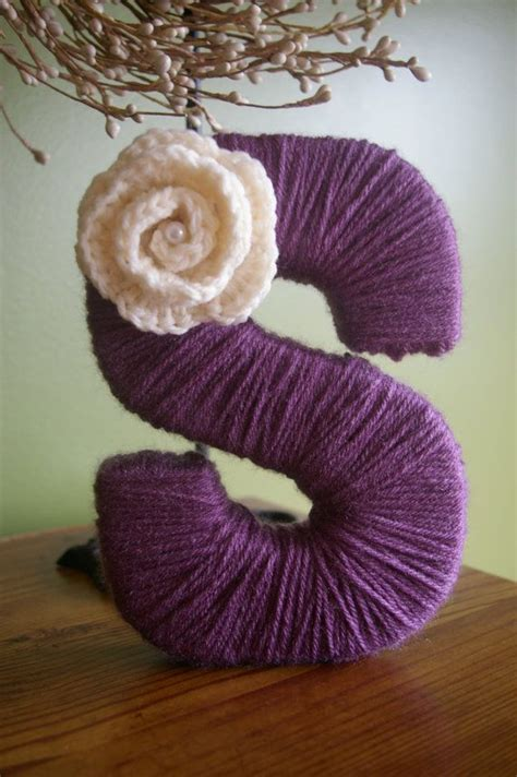 yarn covered letters best 25 yarn covered letters ideas on yarn