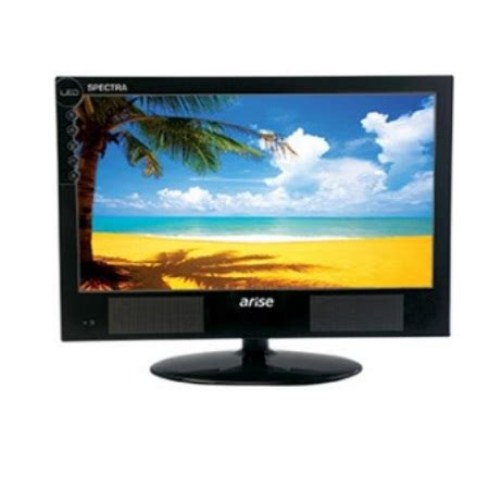 arise hd 21 inch led tv spectra price, specification