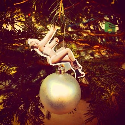 diy miley cyrus wrecking ball ornament incredible things