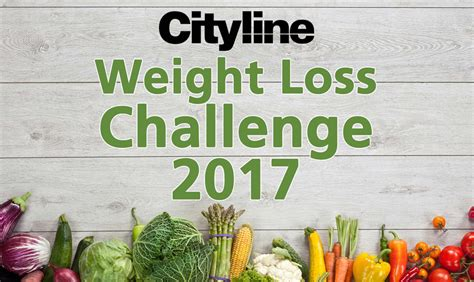 loss weight challenge your 2017 cityline weight loss challenge start up package