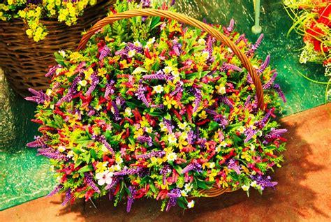 fiori provenzali cestino fiori provenzali gabarra fiori