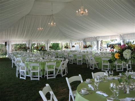 Interior Tent Decorations   Chase Canopy Company