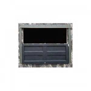 shadow blind kit window kits for deer blinds images