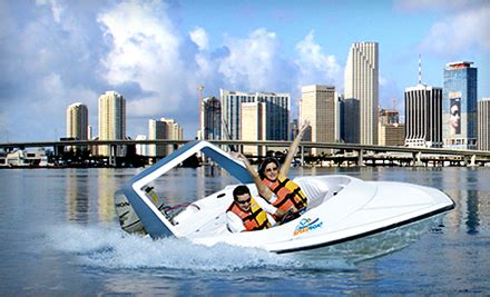 boat ride miami groupon miami jet ski rental inc miami fl groupon