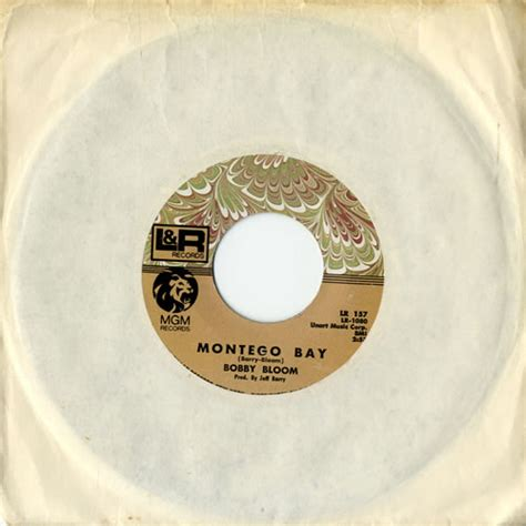 bobby bloom montego bay bobby bloom montego bay records lps vinyl and cds