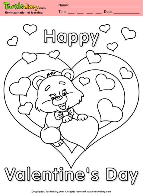teddy bear holding a heart coloring page teddy bear images for coloring alltoys for