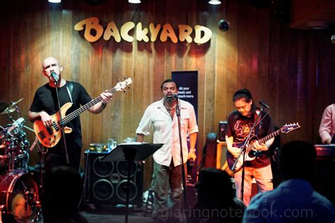 backyard sri hartamas gerard singh and the union at backyard pub sri hartamas