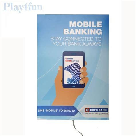 Plakat Reklamowy by świecący Plakat Reklama Stand Wobler Led