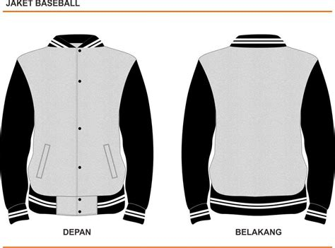 design jaket baseball hoodie templatejaketbaseball free images at clker com vector