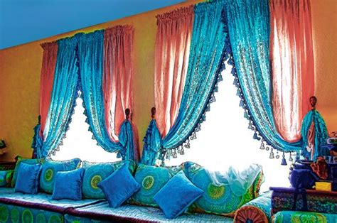 Bedroom Window Curtain Ideas cheap bohemian decorating ideas lovetoknow