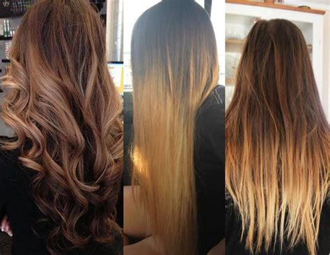 how long does hair ombre last ombre hairstyles for long dark hair hairstyles easy