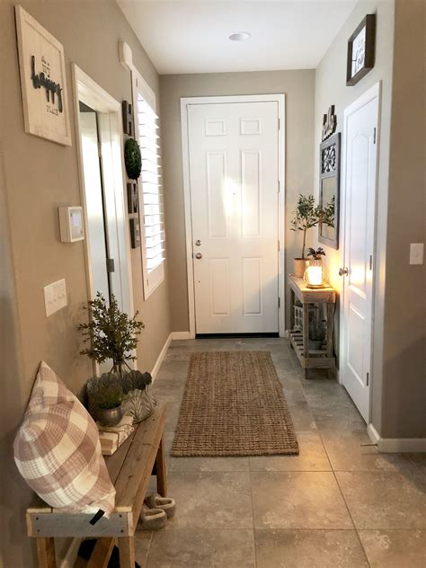 styling  entryway    challenge   small