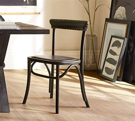 pottery barn lucas desk lucas dining chair pottery barn