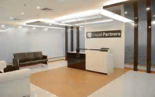 Modern office reception modern office lobby interior design modern