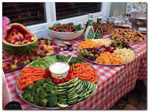 birthday party food ideas bbq rusmart org