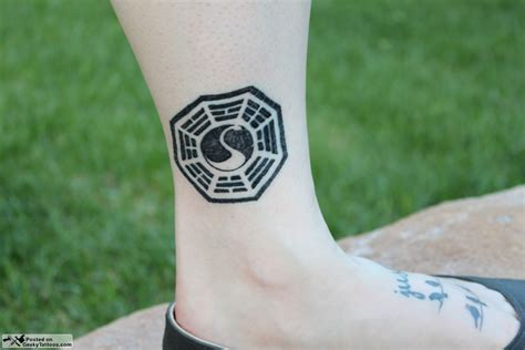 lost tattoos one for all the lost fans geeky tattoos