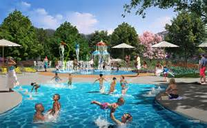 Backyard Lazy River Dollywood S Dreammore Resort Reveals New Outdoor Pool Details