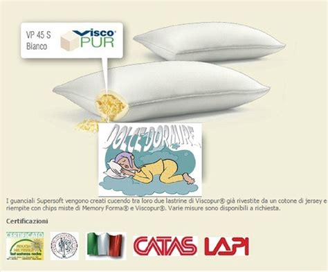 cuscino in memory foam cuscino in memory foam anallergico truciolo di memory