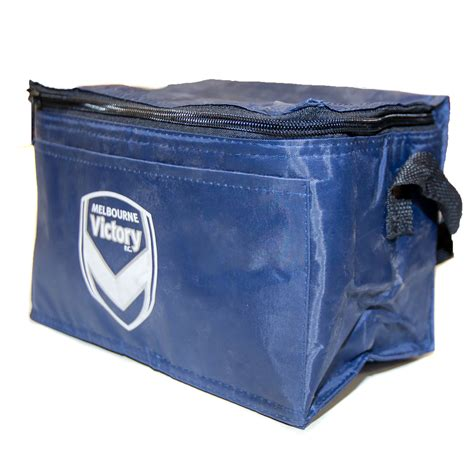 melbourne victory collapsible cooler bag