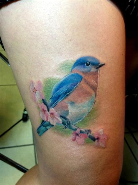 what do bird tattoos mean blue bird feminine tattoos