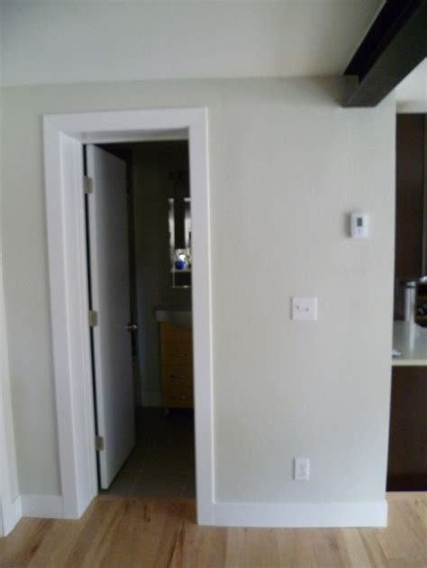 contemporary door trim modern flat casing door trim and baseboards little