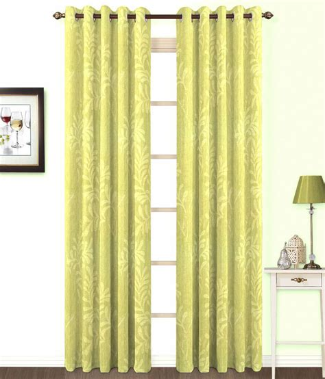 green cotton curtains skipper green natural cotton eyelet curtain buy skipper