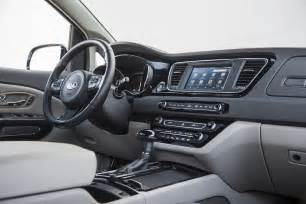 Kia Sedona Interior 2016 Kia Sedona Sx Review Term Update 3