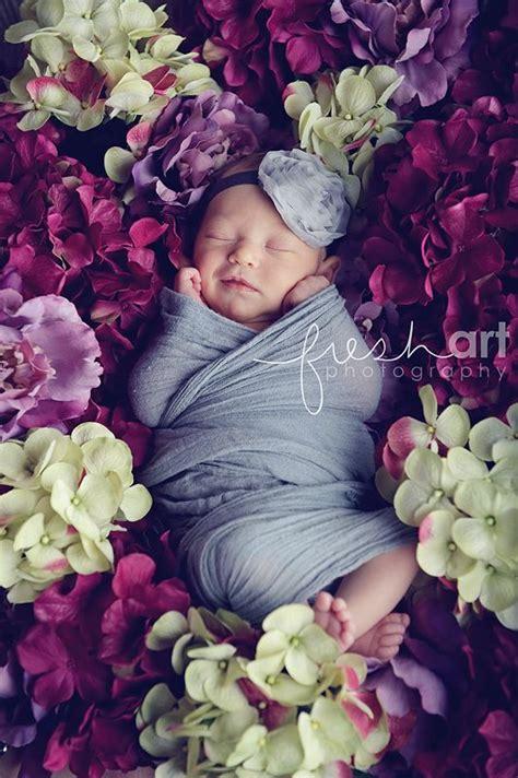 Fotoshooting Themen Ideen by Ein Blumenkind Gro 223 Artige Idee F 252 R Ein Baby