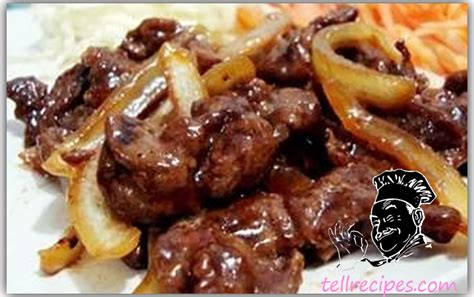 Daging Sapi Teriyaki Japanese Beef Teriyaki Slice beef teriyaki recipes dishmaps
