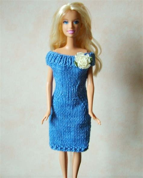knitting pattern barbie clothes the 69 best images about barbie knitting and crochet on