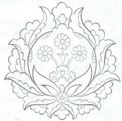 desain gambar dekoratif contoh gambar dekoratif hewan tumbuhan dan motif hias